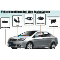Quality HD CMOS 360 Degree Car Reverse Camera System , Audi Q5 AVM Parking Guidance System, Specific model for sale