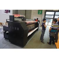 Wholesale Pigment / Reactive Ink Fabric Flag Printing Machine For Roll Up Banners from china suppliers