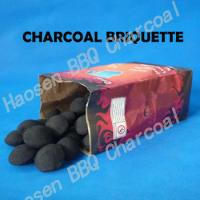 Buy cheap Portable Bagged BBQ Coal from wholesalers