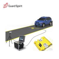 Buy cheap Security Mobile Type Under Vehicle Inspection System , Under Car Checking Camera Price from wholesalers