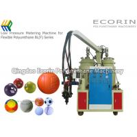 Wholesale Children Toys Making PU Foaming Machine With Mixing Head Auto - Cleaning Function from china suppliers