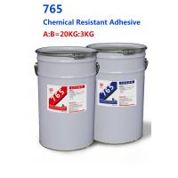 Wholesale Weeton 765 Chemical Resistant Adhesive Flexible packaging , 2K PU adhesive for retort pouch from china suppliers