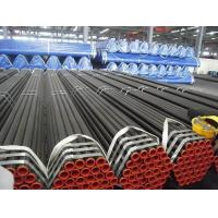Wholesale API 5L X42 X46 X52 X80 Carbon Steel Pipe Black Painting Round Steel Tubing from china suppliers