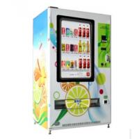 Wholesale Interactive 55 inch Touch Operated Snack Vending Machines for Bus Station from china suppliers