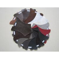Wholesale Cow Stretch Leather Fabric , Genuine Leather Upholstery Fabric from china suppliers