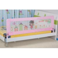 Wholesale Quick Installation Home Folding kids bed side rail With Thick Iron Frame from china suppliers