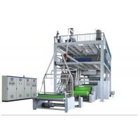 Wholesale Automatic Non Woven Fabric Production Line , shopping bag making machine from china suppliers