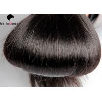 Quality Full Cutical Grade 7A 100% Malaysian Remy Hair Natural Straight Hair Weft for sale