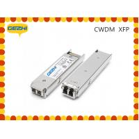 Wholesale CWDM 10G XFP Transceiver SMF ZR LC 80Km 1471nm 100% Adtran compatible from china suppliers