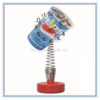 Wholesale ODM/OEM design alarm clock for PEPSI from china suppliers