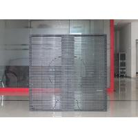 Wholesale Video electronic led curtain display Programmable Big viewing angle from china suppliers
