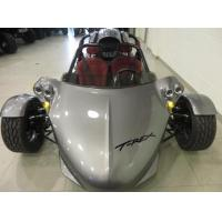 Quality Custom 1649cc Tri Wheel Motorcycle With 2 Seats / Powered Engine for sale