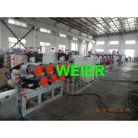 Wholesale 200 kg/h Plastic PET Strapping Band Machine With Single Screw / Double Screw from china suppliers
