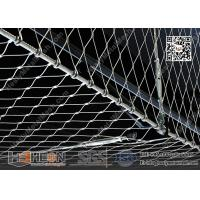 316L stainless steel wire rope mesh China ISO certificated supplier
