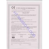 CHANGZHOU HT RAISED FLOOR CO.,LTD Certifications