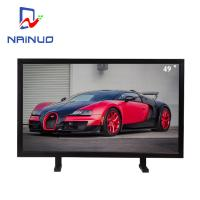 Wholesale 49 Inch High Definition Cctv Lcd Monitor Portable With Bnc Input NJ-49 from china suppliers