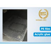 Buy cheap 4 mill plastic auto carpet surface protection film 21 in x fifty foot from wholesalers