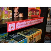 Wholesale Supermarket Plastic Shelf Talkers Shelf Sign Holders for Brand Price Display from china suppliers