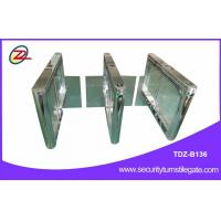 Wholesale Indoor Time Attendance Access Control System Speedgate Turnstile For Building from china suppliers
