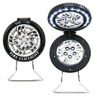 Wholesale USB tire modeling rechargeable LED lamp color randomly advanced energy-saving lamps from china suppliers