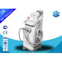 Wholesale New Design E - Light IPL SHR Hair Removal Machine For Spa / Beauty Salon , White from china suppliers