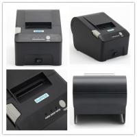 Wholesale POS Thermal Receipt Printer , Thermal POS Printer Black Small from china suppliers