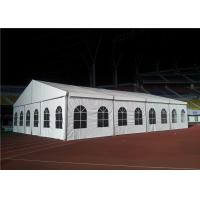 Wholesale 500 Person Heavy Duty Wedding Party Tent With Transparent Windows Sun Proof from china suppliers