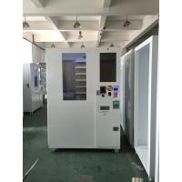 Wholesale Bank note / Coin operated Fresh Food Vending Machines Touch Screen Kiosk from china suppliers