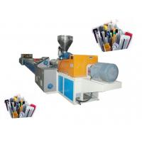 Buy cheap High Efficiency WPC Extrusion Line For Floor And Window Profile , 37kw / 55kw from wholesalers