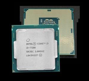 I3-7100 SR35C  3.9GHz 3M  Desktop Computer Processor , Dual Core Processor Computer Socket LGA-1151