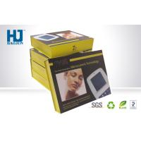 Wholesale Product Display Cardboard packaging Boxes With Printing , Flat Pack Gift Boxes from china suppliers