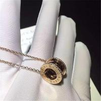 Wholesale Wholesale China Gold Jewelry Necklace Factory Bvlgari Bzero1 Necklaces BVLGARI-346082 from china suppliers