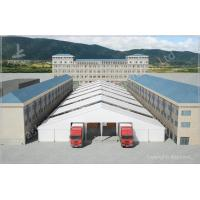Wholesale Waterproof Industrial Canopy Tent Fabric Shelter Systems With Transparent Skylight from china suppliers