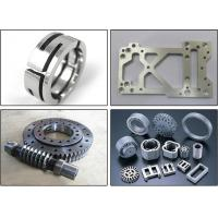 Wholesale Custom Made Stainless Steel Machined Parts High Precision Machining Process from china suppliers