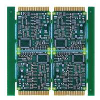 Wholesale Computer application FR-1 Immersion Silver Multilayer PCB Fabrication from china suppliers