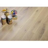 Wholesale Birch Solid Wood Flooring Bedroom Wood Floor Surface Painted Treatment from china suppliers