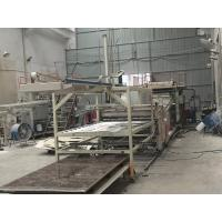 Wholesale High Output PVC Marble Sheet Production Line , PVC Sheet Manufacturing Machine from china suppliers