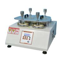 Wholesale Footwear Textile Testing Equipment Martindale Abrasion And Pilling Tester With 4 Heads from china suppliers