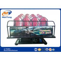 Wholesale 5D 7D 9D 12D Hydraulic / Electric Simulator Motion Cinema For Entertainment from china suppliers