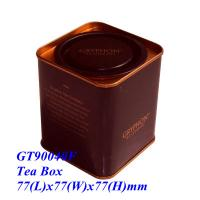 Wholesale Tea Box, metal tea case, Tea tin Box, Metal tea container, packaging tea can, Gift tea Box, metal tea box, tea case from china suppliers