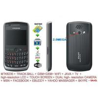 Wholesale I89 CE certificate WIFI and JAVA TV Track ball mobile phone from china suppliers