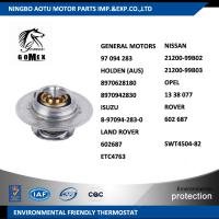 Wholesale Auto Engine Thermostat SWT 4504-82 for GENERAL MOTORS HOLDEN (AUS)  ISUZU  LAND ROVER  NISSAN OPEL ROVER from china suppliers