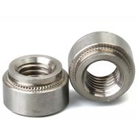 Buy cheap Stainless Steel Aluminum Blind Rivets Nuts Insert Round Head , Self Clinch Nuts from wholesalers