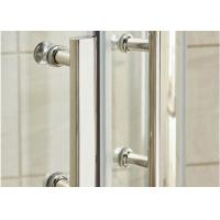 Wholesale Simple Design Bathroom Shower Room Sliding Shower Door Open Style Royalstar from china suppliers