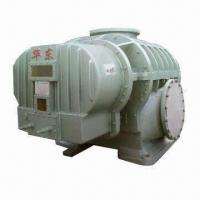 Safety Special Seal Natural Gas Blower High Efficiency