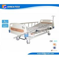 Wholesale Luxurious Detatchable foldable hospital bed for disabled , Electric medical beds for home from china suppliers