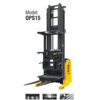 Wholesale Electric order picker model OPS15 loading capacity 1500kg from china suppliers