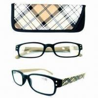 Wholesale Fashionable reading glasses with case from china suppliers
