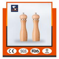 Wholesale Tableware Bamboo salt shaker and pepper grinder Muller High Quality spice GK-S13FT mill from china suppliers