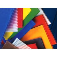 Wholesale PP Corrugated Plastic Sheet/PP Hollow Board from china suppliers